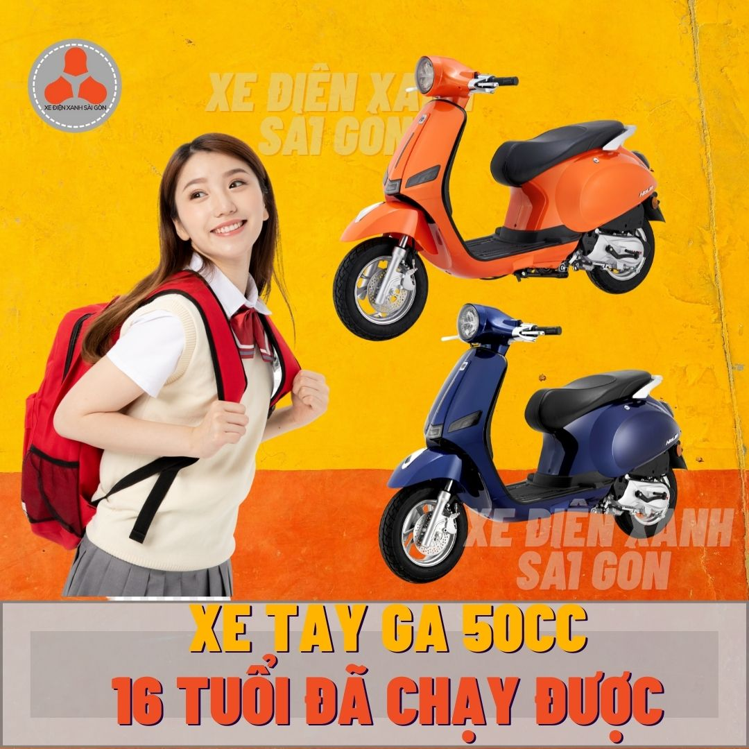 Xe May Hoc Sinh 16 Tuoi Chay Duoc